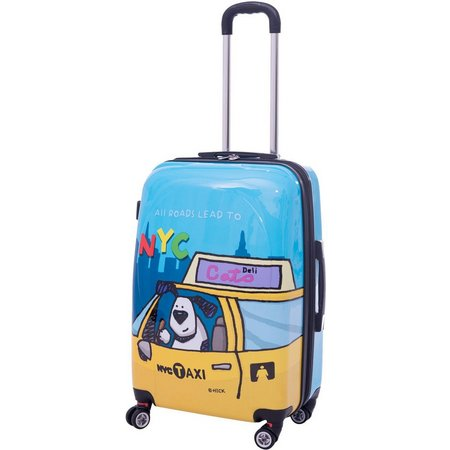 Ed Heck Riley 21'' Hardside Spinner Luggage