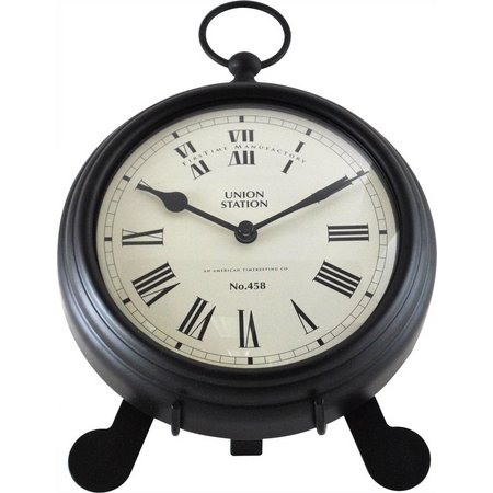 FirsTime Station Pocket Clock