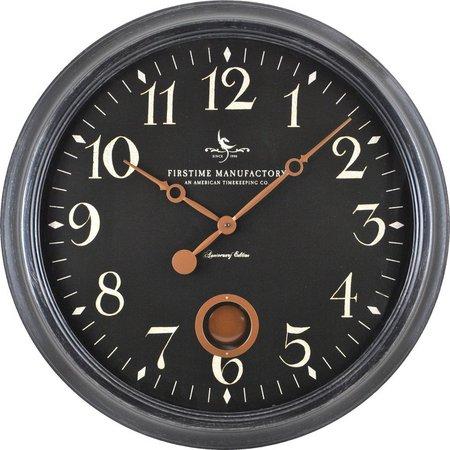 FirsTime 24'' Varenna Wall Clock