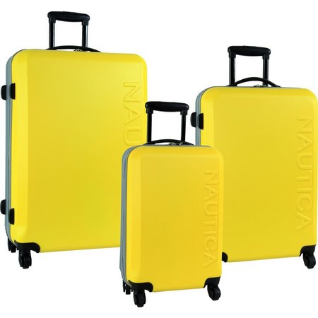 Nautica Ahoy 3-pc. Luggage Set