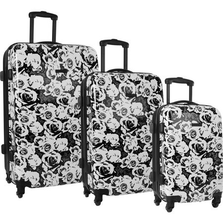 New! Nine West Emi 3-pc. Luggage Set