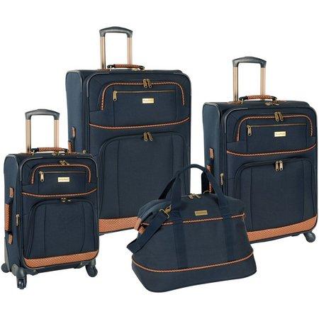 Tommy Bahama 4-pc. Mojito Luggage Set