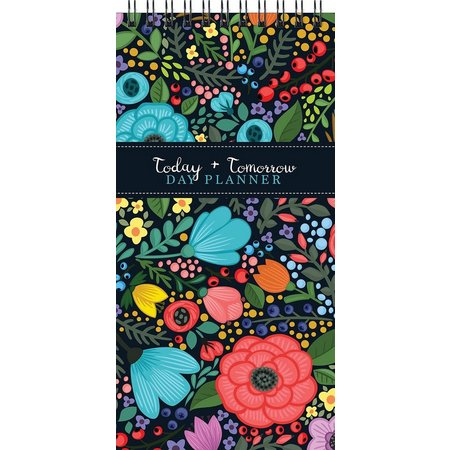 TF Publishing Floral Bloom Day Planner