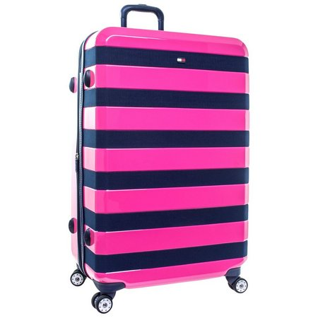 Tommy Hilfiger Rugby Stripe 28'' Hardside Luggage