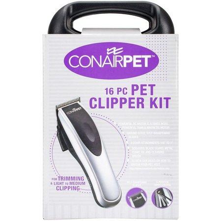 Conair Pet 16-pc. Pet Clipper Kit