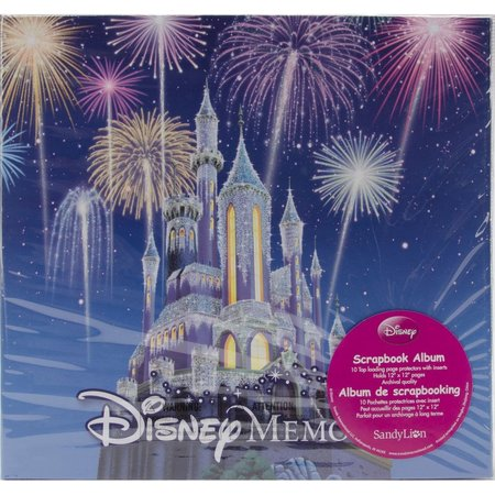 Disney Mickey Mouse Memories Postbound Album