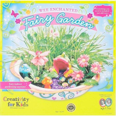 Faber-Castell Enchanted Fairy Garden Kit