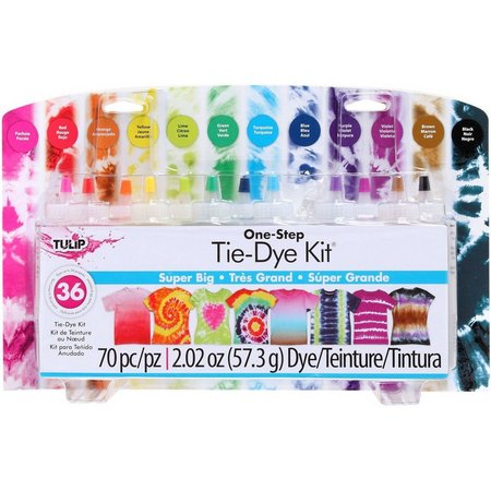 Tulip One-Step Super Big Tie Dye Kit