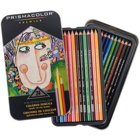 Sanford Prismacolor 24-pk. Premier Colored Pencils