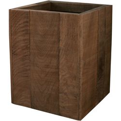 Lamont Home Wyatt Square Wastebasket