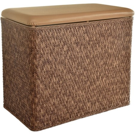 Lamont Home Carter Hamper Bench