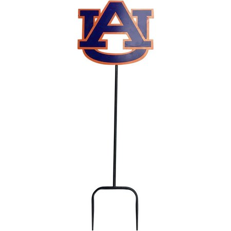 Auburn Tigers Wrought Iron Yard Stick