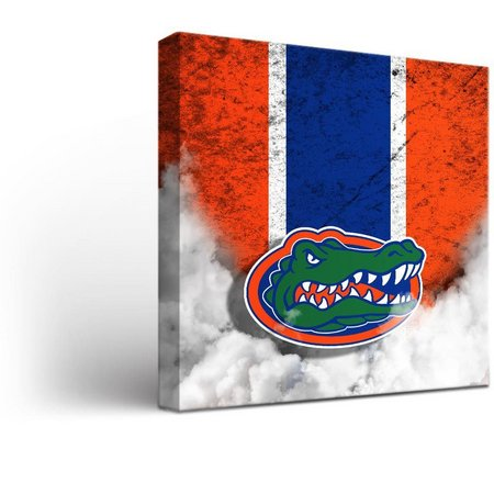 Florida Gators Vintage Design Canvas Wall Art