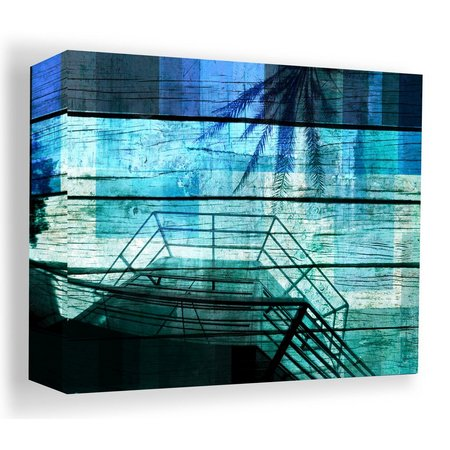 PTM Images 40'' Sky Watching Canvas Wall Art