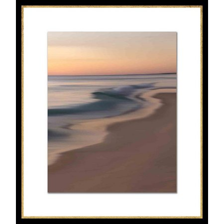 PTM Images Beach Movement II Framed Wall Art