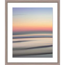 PTM Images Rolling Horizon II Framed Wall Art