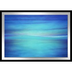 PTM Images Into The Blue I Framed Wall