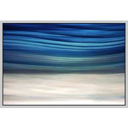 PTM Images Waves In Motion I Canvas Art
