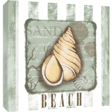 PTM Images Beach Canvas Wall Art