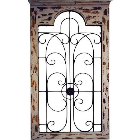 PTM Images White Metal Door