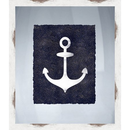 PTM Images Nautical Icons II Framed Wall Art