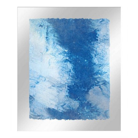 PTM Images Abstract Wave IV Framed Wall Art