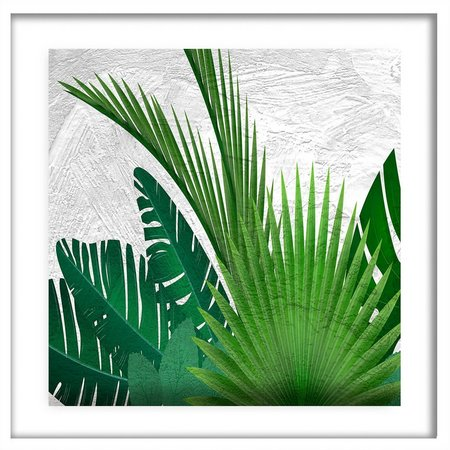 PTM Images My Paradise I Framed Wall Art