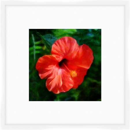 PTM Images Paradise Flowers II Framed Wall Art