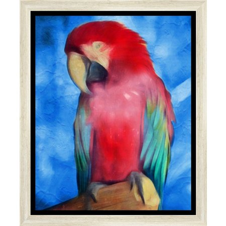 PTM Images Bird of A Feather Framed Wall