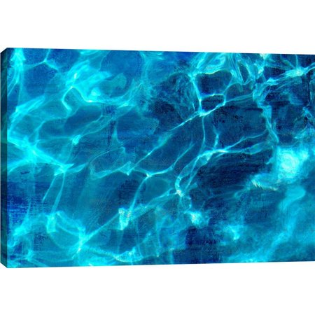 PTM Images 40'' Ripple Effect Canvas Wall Art