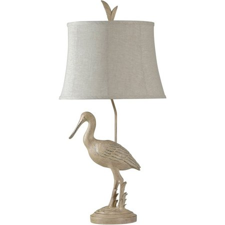StyleCraft Gulf Coast Sea Bird Table Lamp