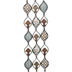 StyleCraft Copper & Nickel Metal Wall Decor