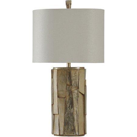 StyleCraft Natural Laslo Finish Table Lamp