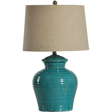 StyleCraft Jug Table Lamp
