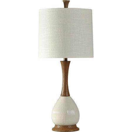 Stylecraft White Ceramic Table Lamp Bealls Florida