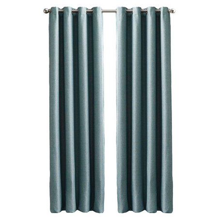 CHF Basket Grommet Top Curtain Panel