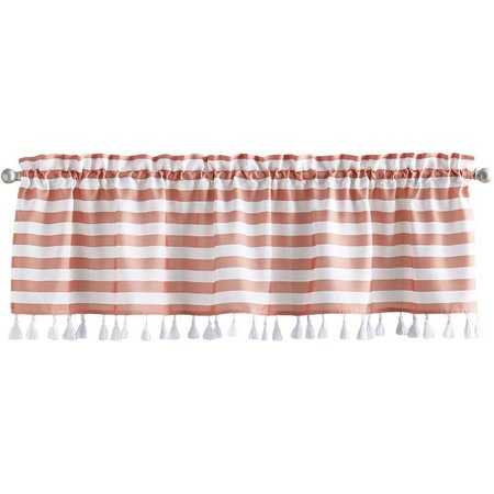 CHF Charlotte Stripe Window Valance
