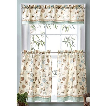 CHF Sea Breeze Window Valance Set