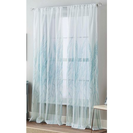 CHF Seagrass Sheer Curtain Panel