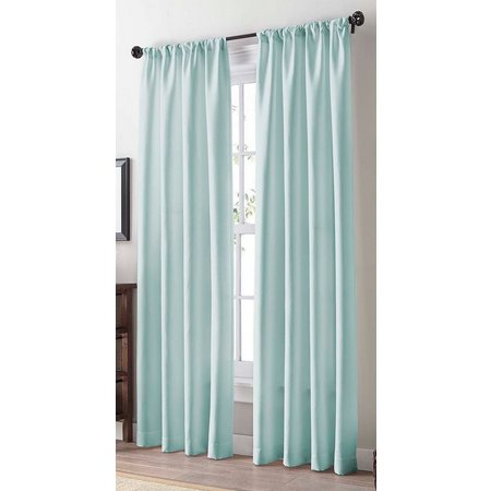 CHF Sierra Twill Rod Pocket Curtain Panel