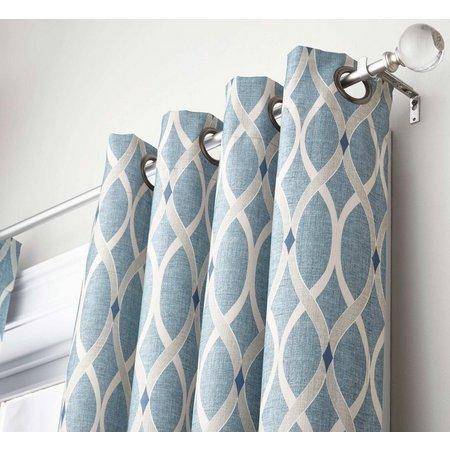 CHF Seville Decorative Curtain Rod