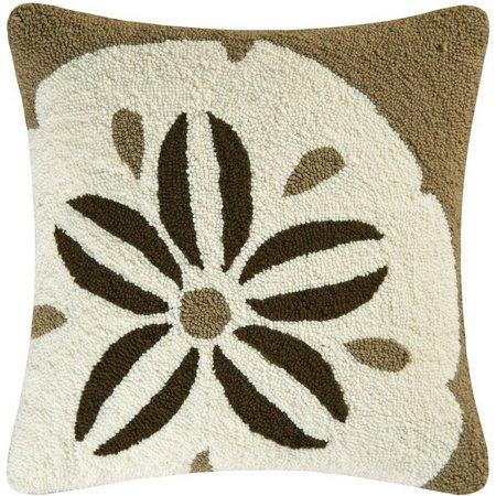 C & F Enterprises Sand Dollar Decorative Pillow