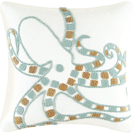 C & F Enterprises Octopus Pillow