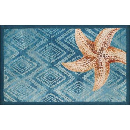 Devgiri Starfish Accent Rug