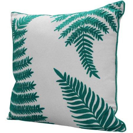Dream Home Fargo Embroidered Decorative Pillow