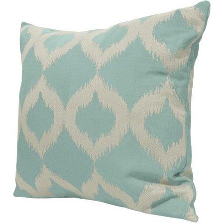Dream Home Franklin Jacquard Decorative Pillow