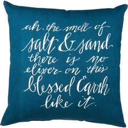Primitives By Kathy Salt & Sand Decorative Pillow