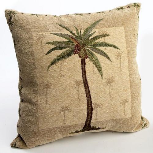 Brentwood Panama Chenille Palm Tree Pillow Bealls Florida