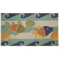 Bacova Ocean Dream Berber Rug