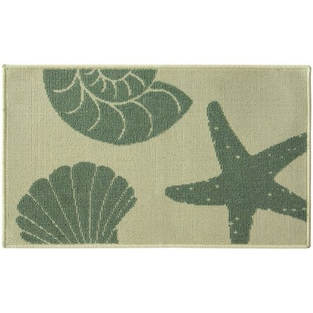 Bacova Stars and Shells Accent Rug